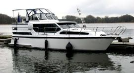 Gruno Motoryachten 38 Royal Elite